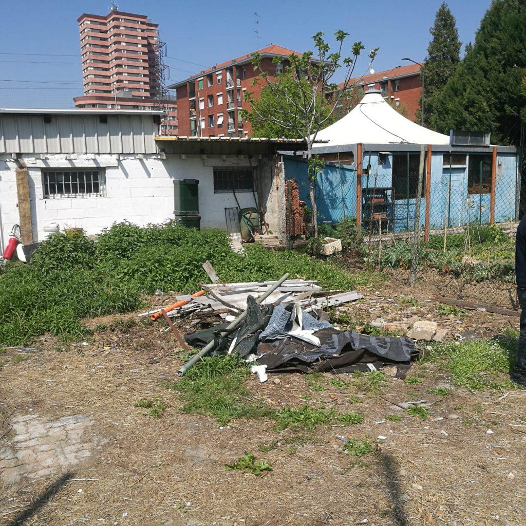 Real Giardino bonifica foto - Associazione ViviAdriano