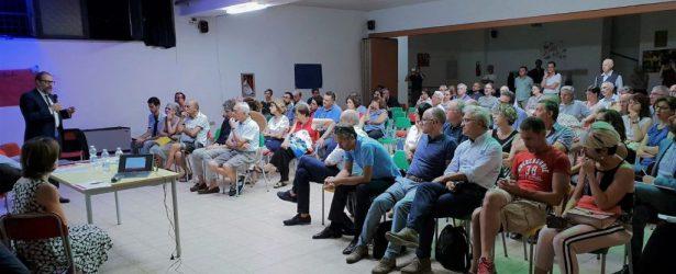 19 luglio: incontro pubblico Assessori per opere Quartiere
