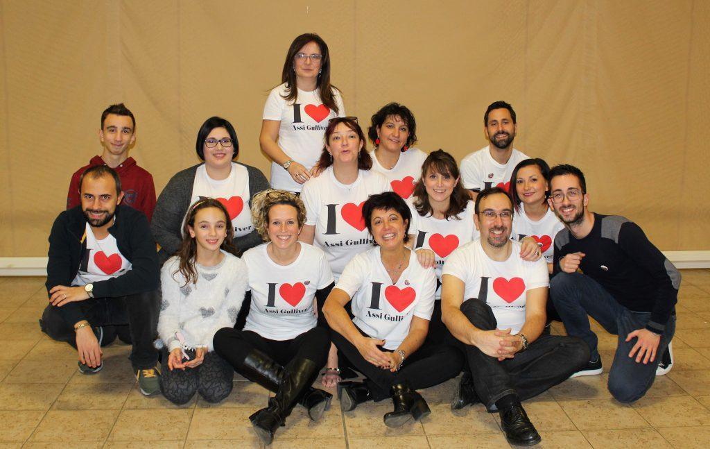 Foto gruppo evento ASSI Gulliver - Associazione ViviAdriano