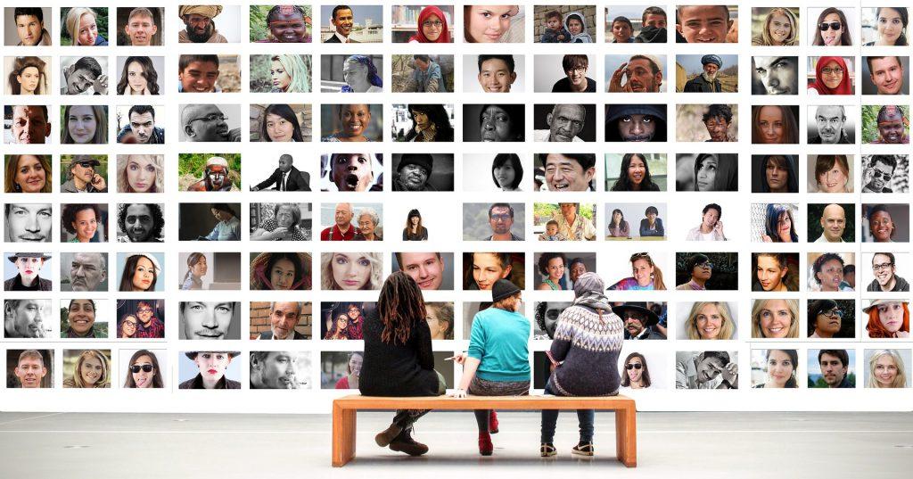 Mostra fotografica esempio - Associazione ViviAdriano