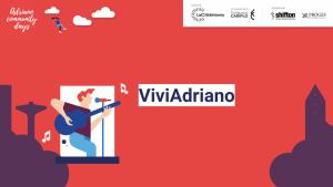 Adriano Community Days 2019 locandina - Associazione ViviAdriano