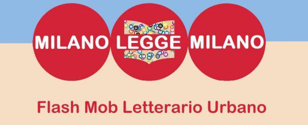 Milano Legge Milano: Flashmob letterario
