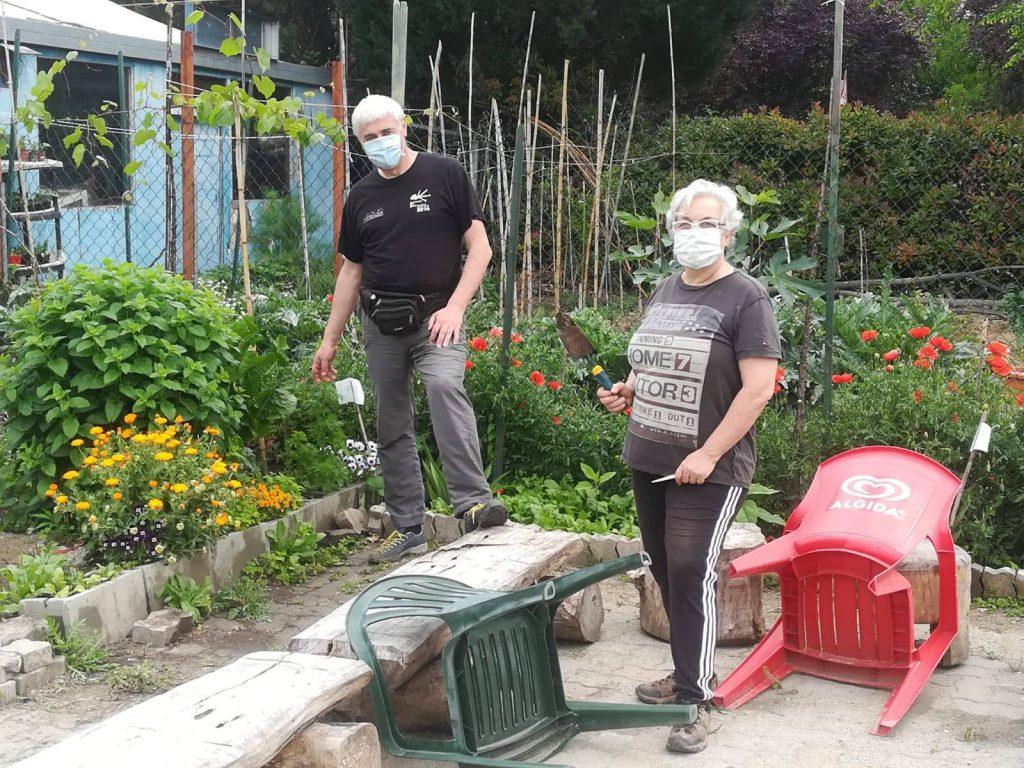 Real Giardino manutenzione a - Associazione ViviAdriano