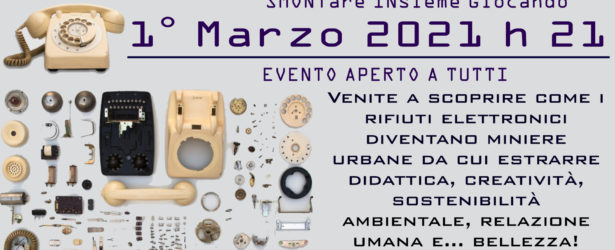 Smonting – Evento online – 01 Marzo 2021 h 21