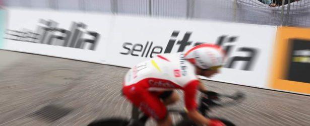 25 ottobre 2020: il Giro d'Italia sotto le nostre finestre