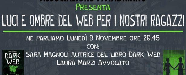 09 Novembre ore 20.45 – Luci e ombre del web per i nostri ragazzi